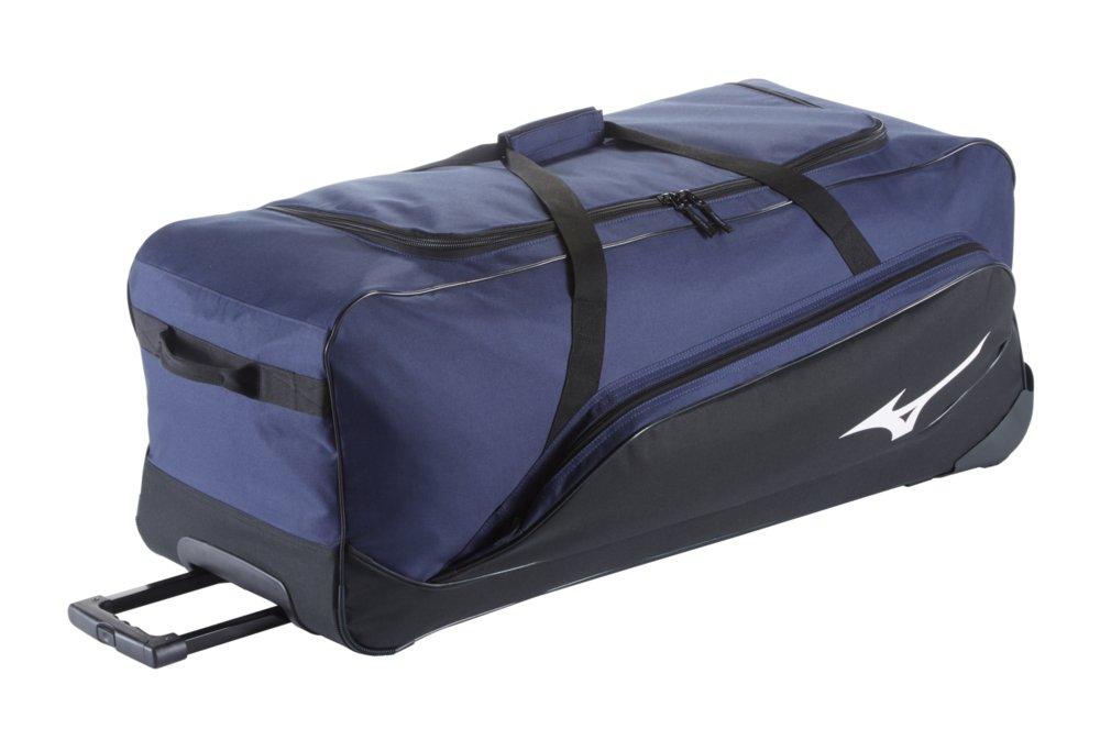 Mizuno Mx Equipment Wheel Bag G2, Navy