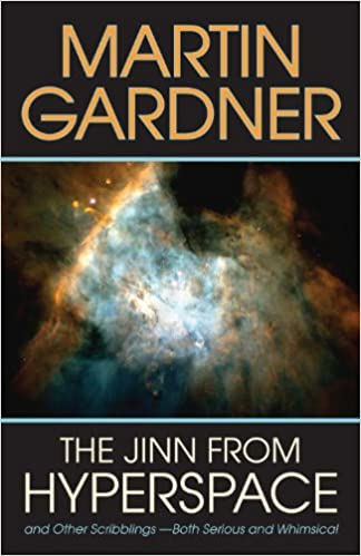 Download online Jinn from Hyperspace: And Other Scribblings--Both Serious and Whimsical PDF, azw (Kindle)