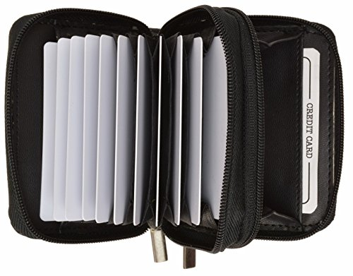 (Leatherboss Accordian Security Wallet RFID Blocking ID Credit Card Fraud Protection)