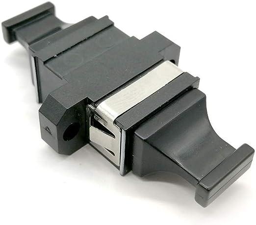 Singlemode 9//125 12 Fiber MPO Female MPO//MTP Loopback Adapter RiteAV