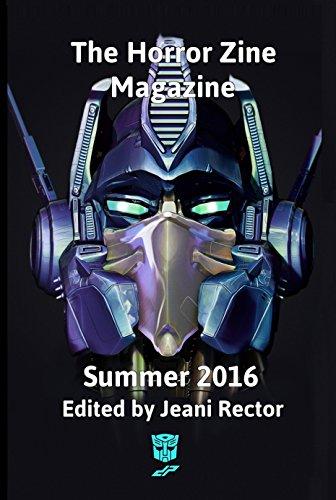 The Horror Zine Magazine Summer 2016