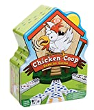 : Ideal Electronic Chicken Coop Domino Game