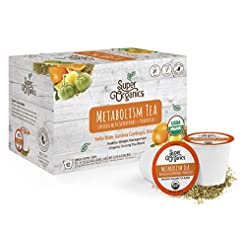 Super Organics Metabolism Oolong Tea Pod...