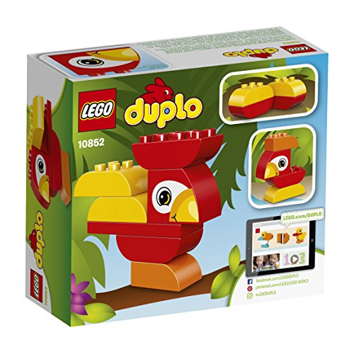 LEGO-DUPLO-My-First-Plane-10849-Building-Kit