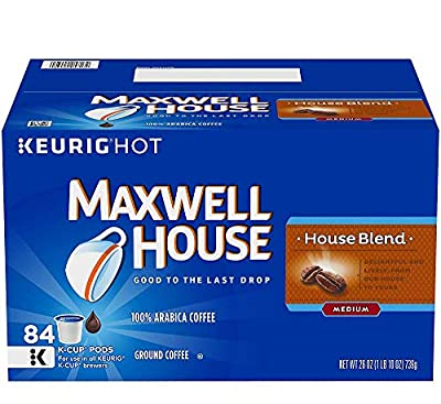 Maxwell House House Blend K-Cup Coffee Pods by Peet's Coffee & Tea, Inc.