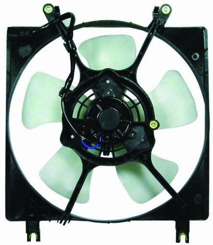 Depo 314-55018-120 Radiator Fan Assembly