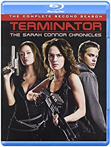 Cover Image for 'Terminator: Sarah Connor Chronicles - Seasons 1&2'