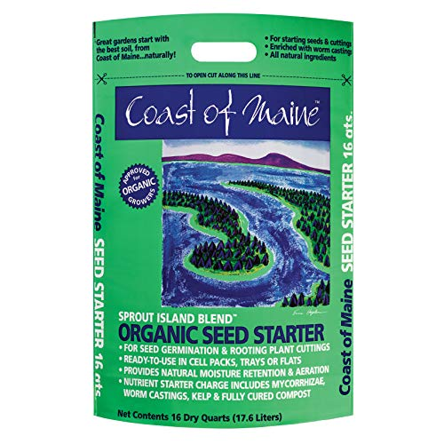 Top 3 best coast of maine organic seed starter