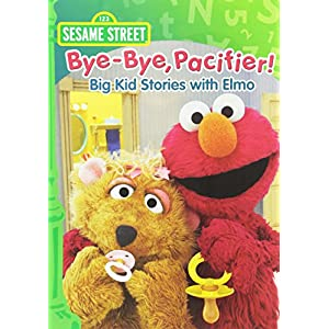 Sesame Street: Bye-Bye, Pacifier! Big Kid Stories with Elmo (2011)