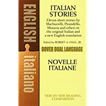 Italian Stories: A Dual-Language Book (Dover Dual Language Italian)