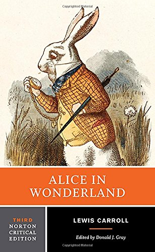 Alice in Wonderland (Third Edition)  (Norton Critical Editions)