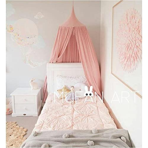 Baby Bedding New Shark Bed Canopy Castle Round Dome Baby Kids Playing Reading Nook Tent Indoor Game House Room Decoration Photography Mother & Kids