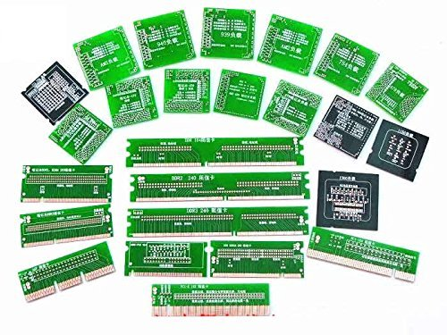 25PC-Kit CPU Socket PCI-E AGP DDR Slot Motherbard Tester For Repair Laptop Desktop