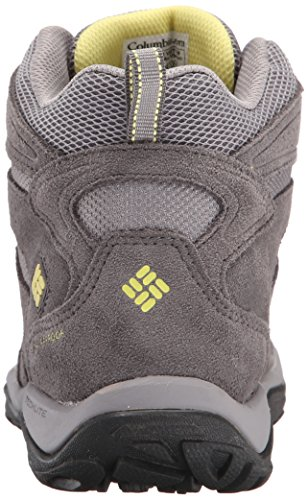 Trail Shoe Drifter Waterproof Mid Light Columbia Sunnyside Dakota Women's Grey xETqwYX