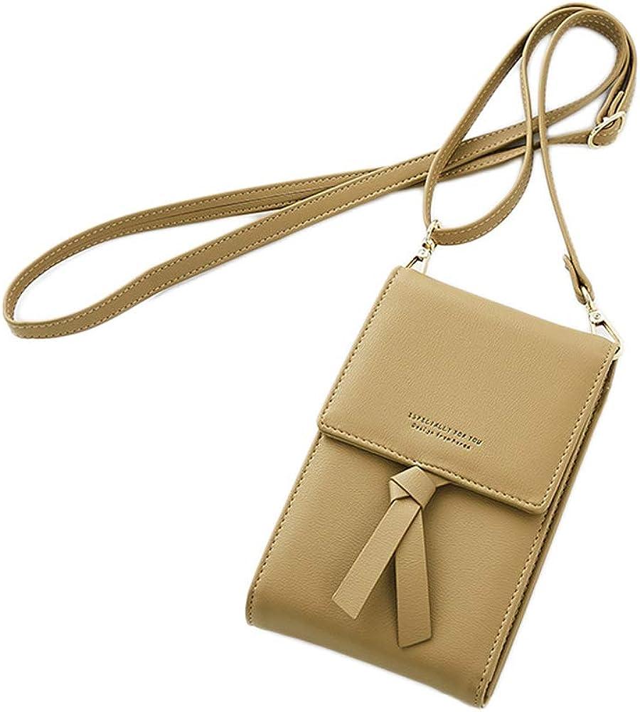 Small Crossbody Bag Leather...