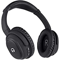 HyperGear Stealth Active Noise Cancelling Wireless Bluetooth Stereo Headphones offers HD Sound, Built-in Microphone Up to 12 Hrs Music & Talk Time