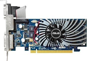 ASUS 210-1GD3-L GeForce 210 1GB GDDR3 - Tarjeta gráfica (NVIDIA, GeForce 210, 2560 x 1600 Pixeles, 589 MHz, 400 MHz, 2048 x 1536 Pixeles)