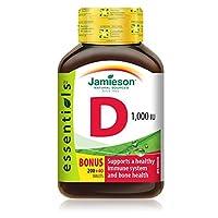 Jamieson Vitamin D 1,000 IU