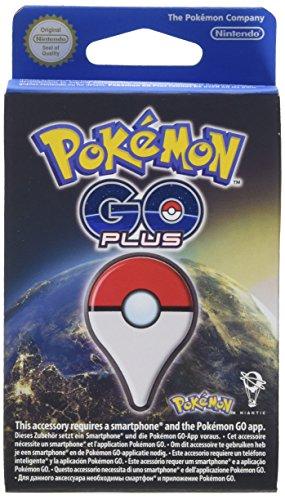 Pokémon - Bracelet Pokemon GO Plus - 0045496395216