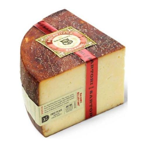 Sartori Reserve Balsamic Bellavitano Cheese, 5 Pound -- 4 per case. by Sartori