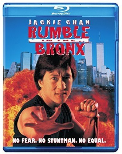 Rumble In The Bronx (BD) [Blu-ray] (Whos The Fastest Person In The World)