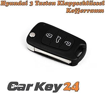 Hyundai I10 I20 I30 Ix35 Ix20 Elantra Schlüssel Gehäuse Elektronik