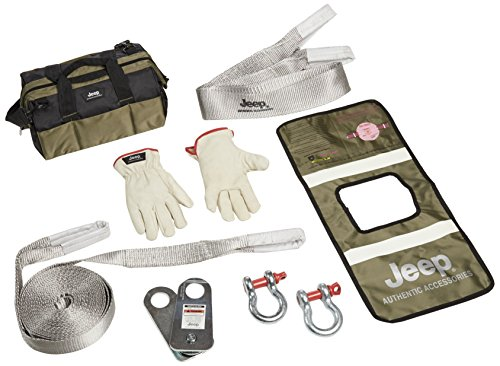 Genuine Jeep Accessories 510RR425 Winch Accessory Kit