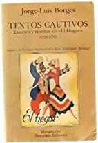Textos Cautivos (Marginales) (Spanish…