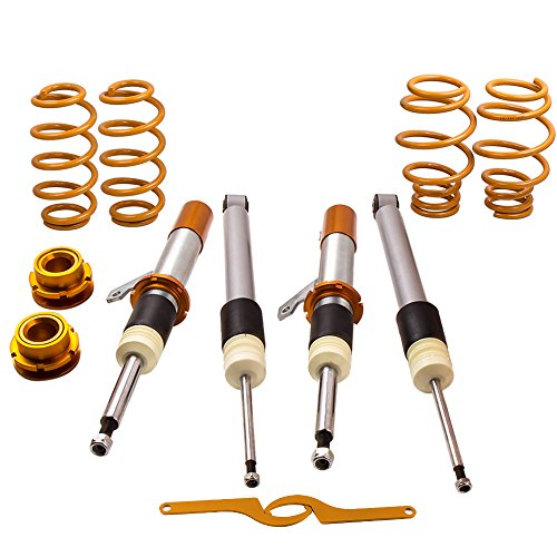 Vw Jetta Coilovers - Coilovers for VW Golf MK5 MK6, Jetta MK5, VW CC 2009-2014, VW EOS 2007-2014, VW Tiguan 2009-2014