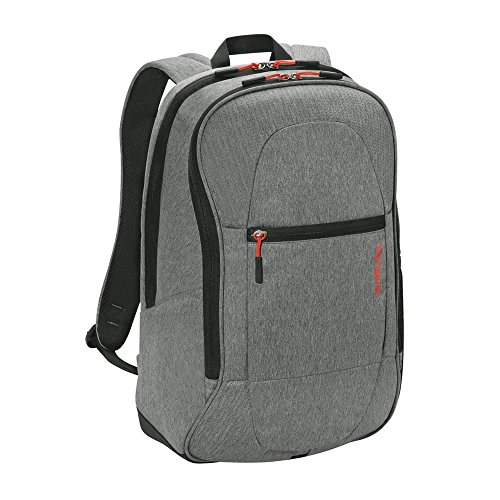 Targus Urban Commuter for 15.6-Inch Laptop Backpack, Gray (TSB89604US)
