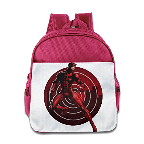 Cartoon Daredevil Child Stylish Lunch Kit School Bag (Daredevil Elektra Costumes)