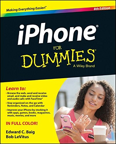 iPhone For Dummies (5s Iphone Fi Wi)