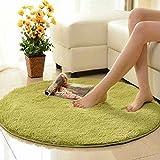 LUFA Soffitto morbido Shaggy Area tappeto tappeto Moquette camera matrimoniale tappeto 0.3m colore casuale