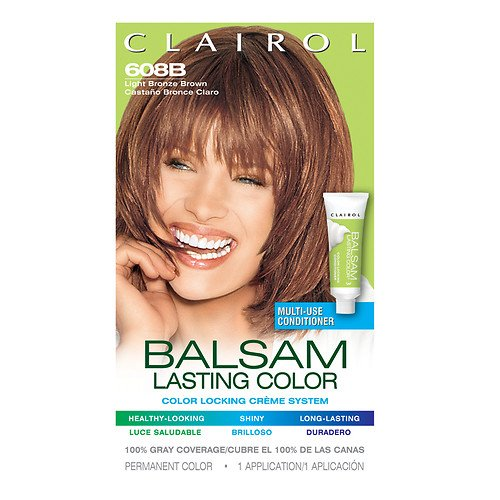 Clairol Balsam Color 3 Signs of Beautiful Color Hair Coloring Products Clairol Bronze Hair Color