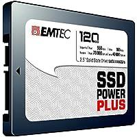 Emtec Electronics Plus 120GB SSD 120 sata_6_0_gb 2.5-Inch ECSSD120GX150