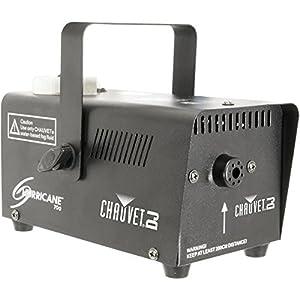 3. CHAUVET DJ Hurricane 700 Fog Machine w/Wired Remote