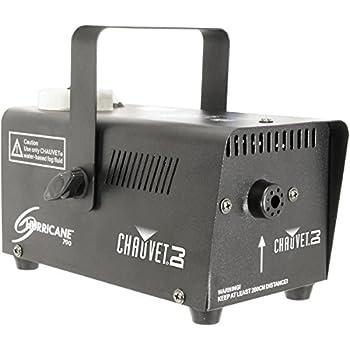 Chauvet Lighting H700 DJ Hurricane 700 Fog Machine w/Wired Remote   Fog Machines