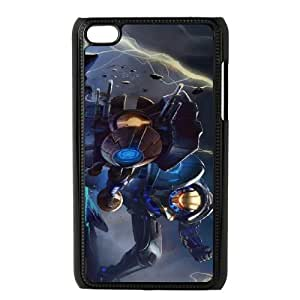 ipod 4 phone case Black League of Legends Jayce POL2883649