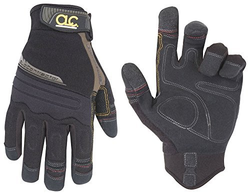 CLC Work Gear 130X Extra Large FlexGrip SubcontractorTM Gloves by Custom Leathercraft by Custom Leathercraft