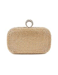 Diamond-Studded Evening Bag with Chain Shoulder Bag Women's Handbags Wallets Evening Bag for Wedding