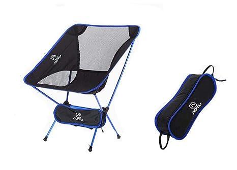 Sedia pieghevole per esterni sgabello da campeggio pieghevole