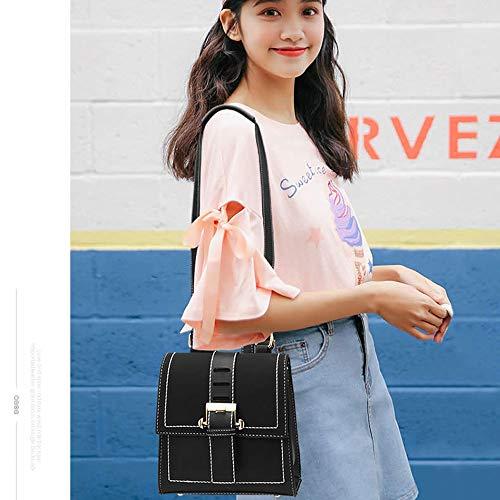 La Casual Backpack color Sac De Petit Dos Ladies Coréenne À Tendance Femme Gray Gray Rue Mini Mode Sauvage Version xwrYqwOgF