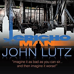 Jericho Man Audiobook