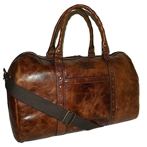 (Patricia Nash Vintage Italian Leather 20