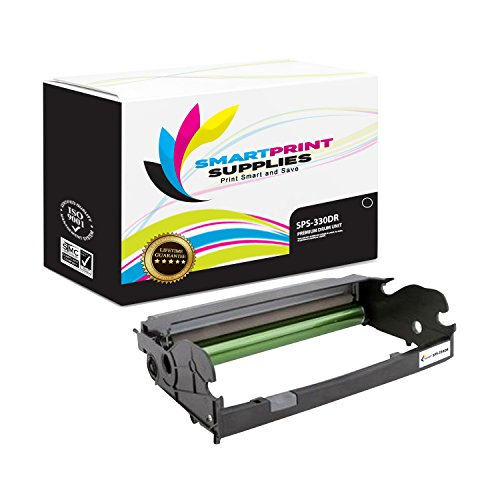 (Smart Print Supplies Compatible 12A8302 Drum Unit Replacement for Lexmark E230 E232 E238 E240 E330 E332 E340 E342 X203 X204 X340 X342 Printers (30,000 Pages))