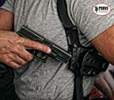 Fobus Conceal carry Shoulder Rig with Rotating Adaptors