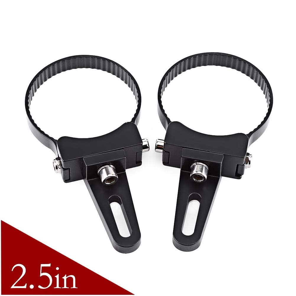 1.75inch 1-3 Aluminum Tube Bull//Roll Bar Mount Bracket Clamps Holder LED Car Work Light Mount Bracket Clamps