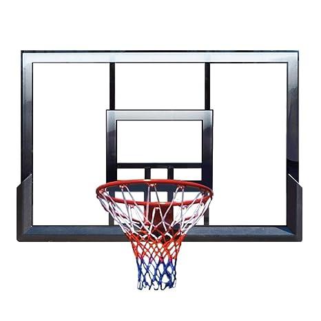 Amazon.com: WENZHE - Canasta de baloncesto para colgar, 47.2 ...