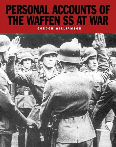 Personal Accounts of the Waffen-ss at War: Loyalty is my Honor (My Personal Account compare prices)