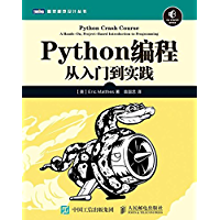 Python编程 从入门到实践 (图灵程序设计丛书)